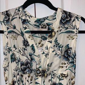 LOFT Dresses - Ann Taylor Loft front tie dress